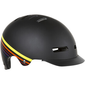 Lazer Street+ Helm black sunset